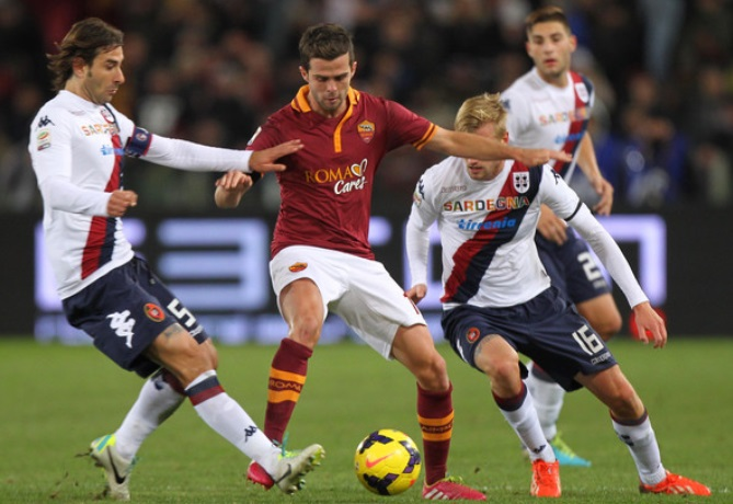 Prediksi Skor AS Roma Vs Cagliari 27 April 2019