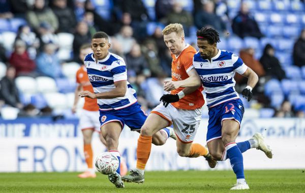 Prediksi Bola Terakurat Blackpool vs Reading 15 Januari 2020