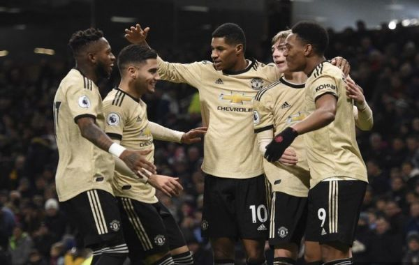 burnley vs manchester united 2019